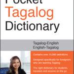 [PDF] [EPUB] Tuttle Pocket Tagalog Dictionary: Tagalog-English English-Tagalog Download
