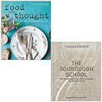 [PDF] [EPUB] Vanessa Kimbell Collection 2 Books Set (The Sourdough School, Food for Thought) Download
