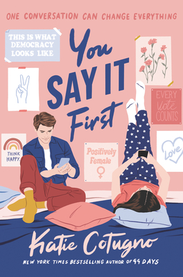 [PDF] [EPUB] You Say It First Download by Katie Cotugno