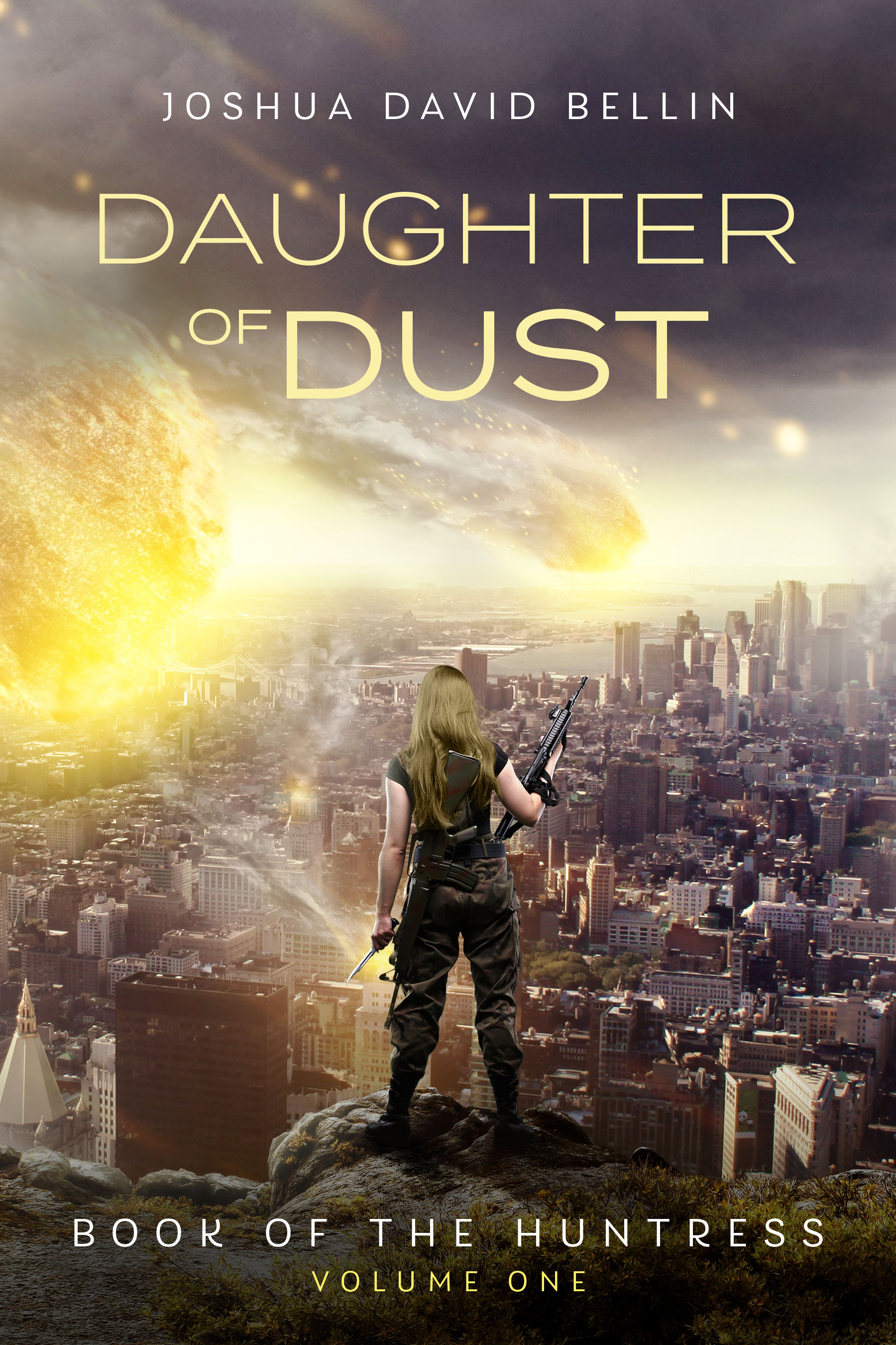 [PDF] [EPUB] Daughter of Dust (Book of the Huntress, #1) Download by Joshua David Bellin
