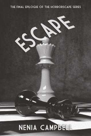 [PDF] [EPUB] Escape (Horrorscape, #4) Download by Nenia Campbell