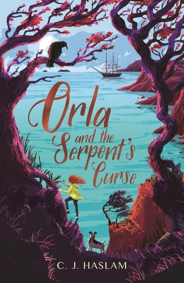 [PDF] [EPUB] Orla and the Serpent's Curse Download by C.J. Haslam