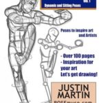 [PDF] [EPUB] Poses for Artists Volume 1 – Dynamic and Sitting Poses: An Essential Reference for Figure Drawing and the Human Form Download