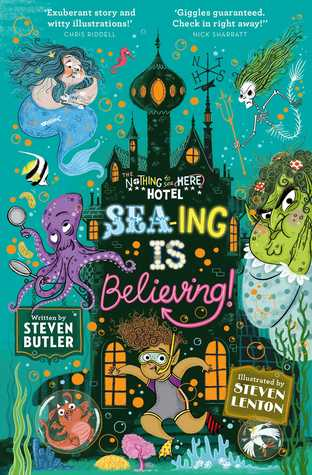 [PDF] [EPUB] Sea-ing is Believing! (Nothing to see Here Hotel #3) Download by Steven Butler