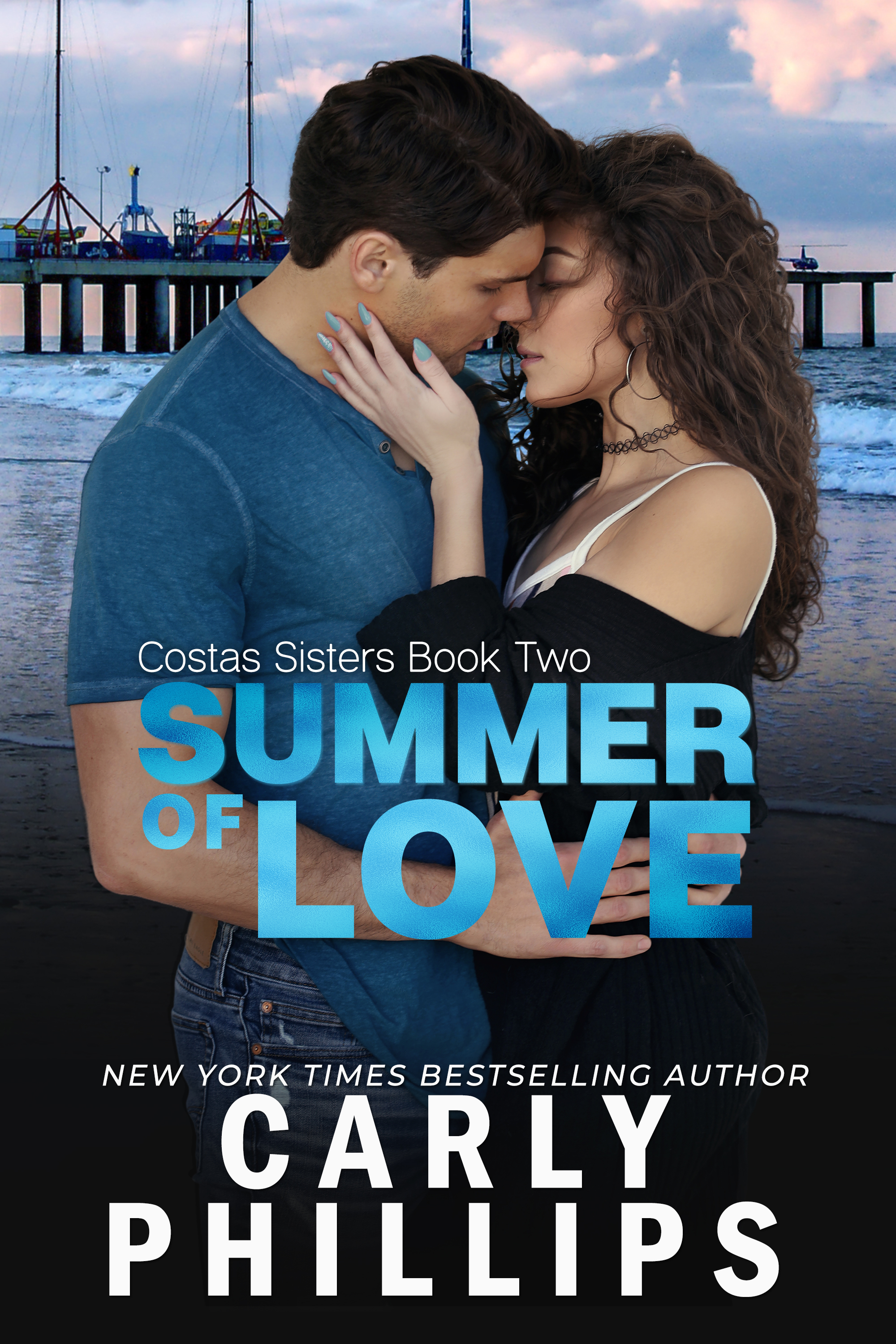 [PDF] [EPUB] Summer of Love (Costas Sisters #2) Download by Carly Phillips