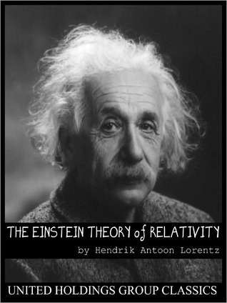 [PDF] [EPUB] The Einstein Theory of Relativity Download by Hendrik Antoon Lorentz