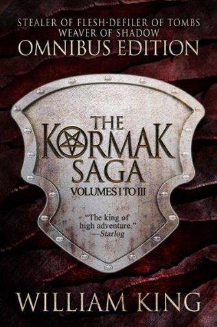 [PDF] [EPUB] The Kormak Saga (Kormak the Guardian #0.5-3) Download by William King