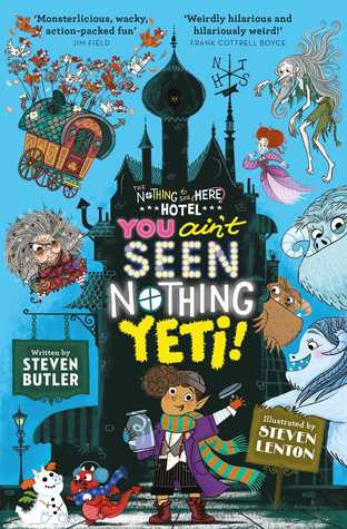[PDF] [EPUB] The Nothing to See Here Hotel #2 Download by Steven Butler