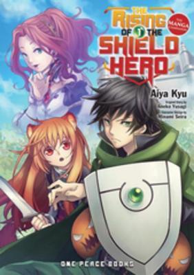 [PDF] [EPUB] The Rising of the Shield Hero Volume 01: The Manga Companion Download by Aiya Kyu