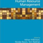 [PDF] [EPUB] The Sage Handbook Of Human Resource Management Download