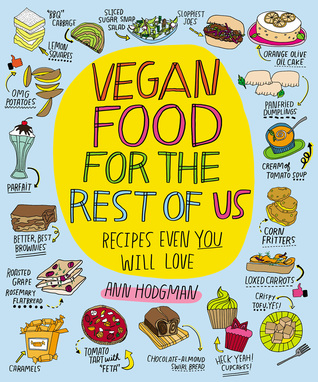 [PDF] [EPUB] Vegan Food for the Rest of Us: Recipes Even You Will Love Download by Ann Hodgman