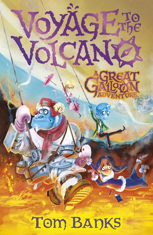 [PDF] [EPUB] Voyage to the Volcano (The Great Galloon, #2) Download by Tom Banks
