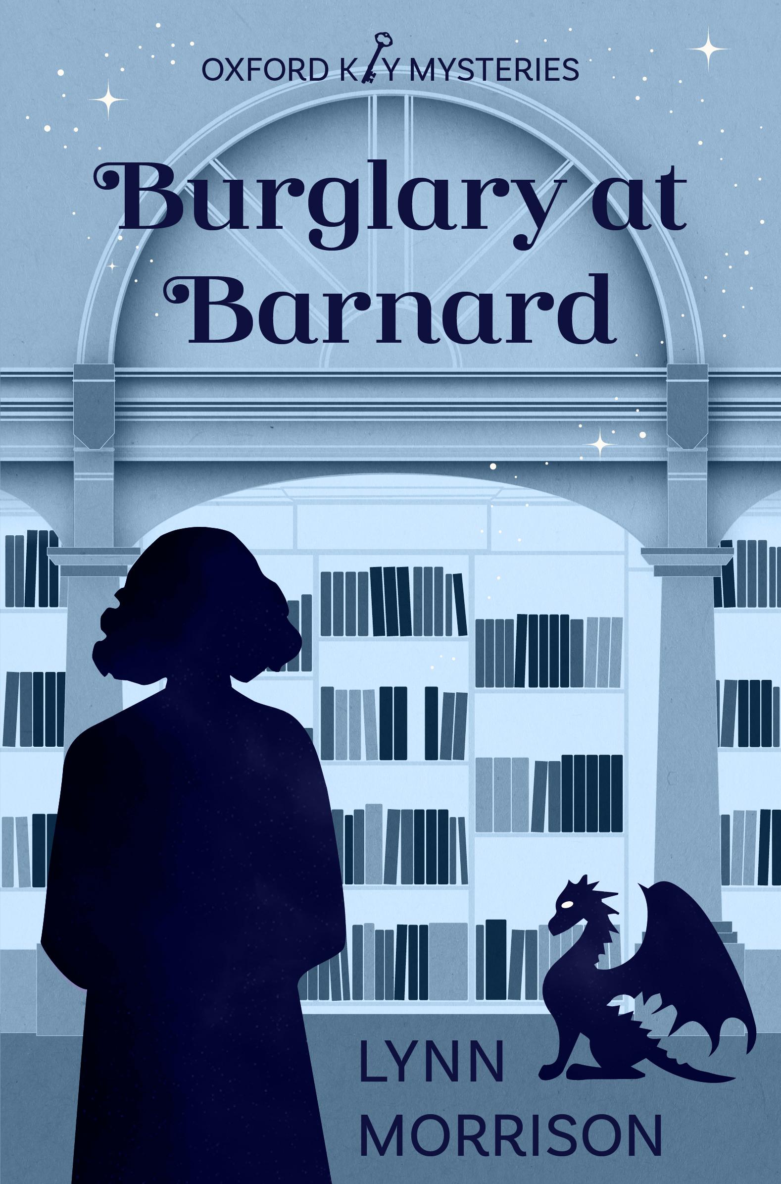 [PDF] [EPUB] Burglary at Barnard (Oxford Key Mysteries #2) Download by Lynn Morrison
