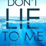 [PDF] [EPUB] Don't Lie to Me (Eva Rae Thomas Mystery, #1) Download