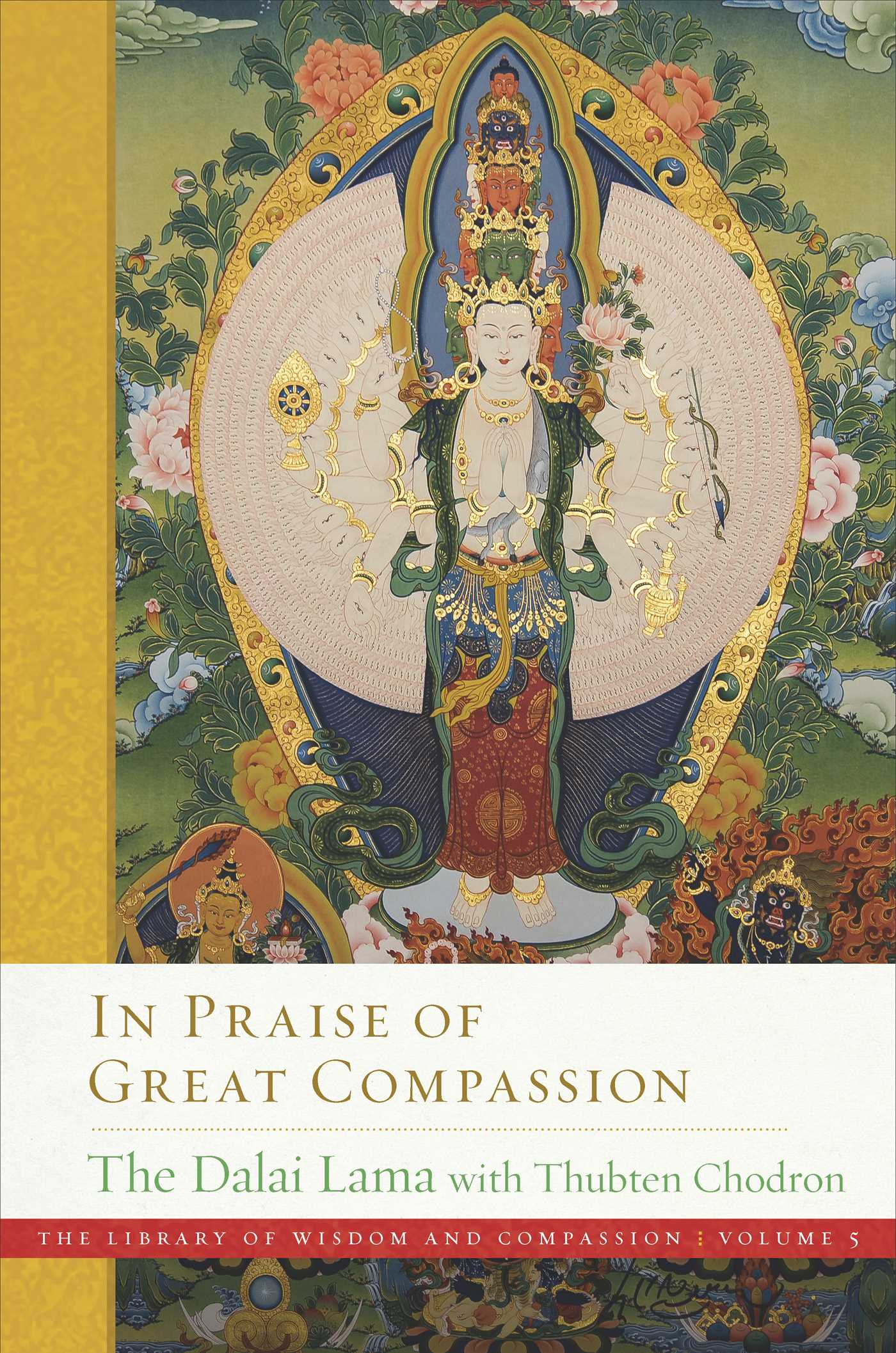[PDF] [EPUB] In Praise of Great Compassion Download by Dalai Lama