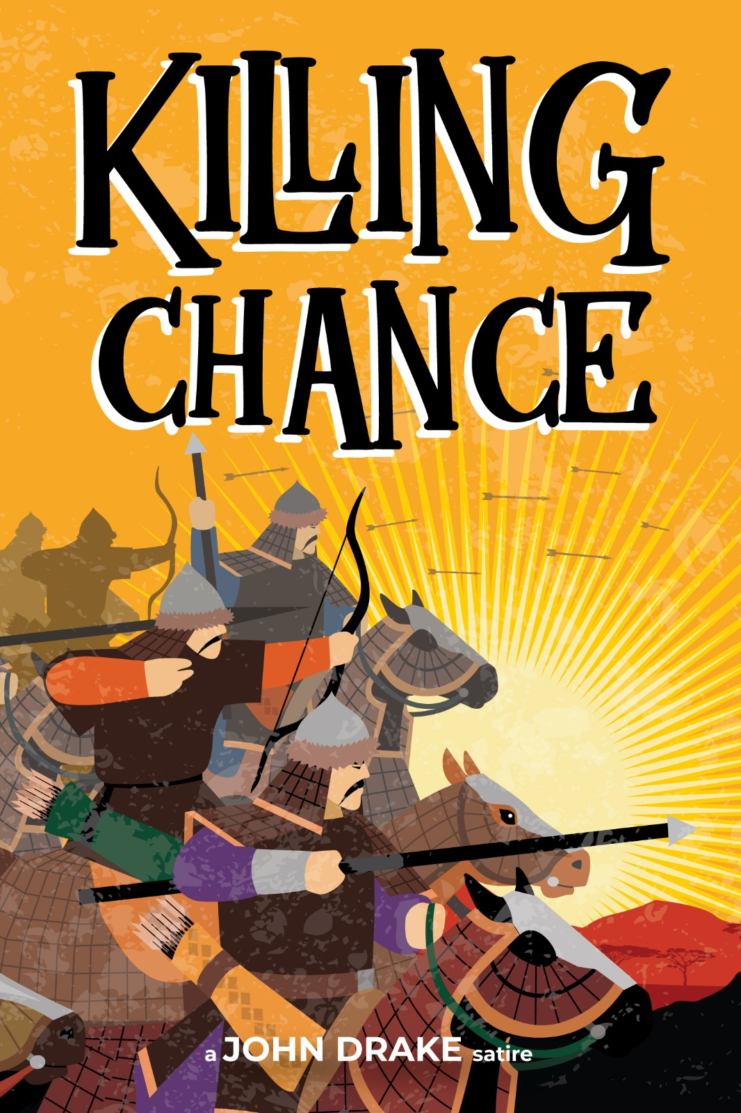 [PDF] [EPUB] Killing Chance Download by John   Drake
