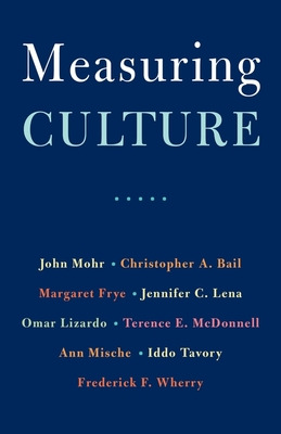[PDF] [EPUB] Measuring Culture Download by John W Mohr