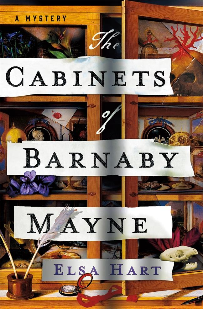[PDF] [EPUB] The Cabinets of Barnaby Mayne Download by Elsa Hart