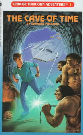 [PDF] [EPUB] The Cave of Time (Choose Your Own Adventure, #1) Download by Edward Packard