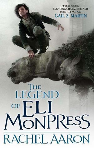 [PDF] [EPUB] The Legend of Eli Monpress (The Legend of Eli Monpress, #1-3) Download by Rachel Aaron
