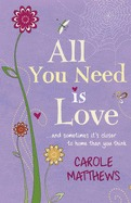 [PDF] [EPUB] All You Need is Love Download by Carole Matthews