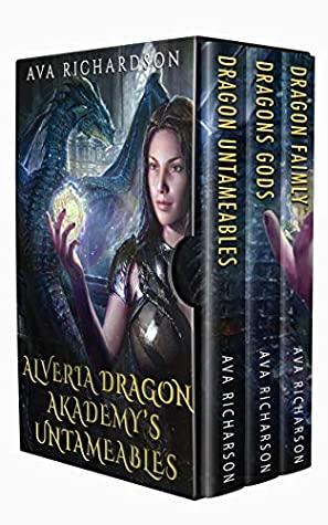 [PDF] [EPUB] Alveria Dragon Akademy's Untameables: The Complete Series Download by Ava Richardson
