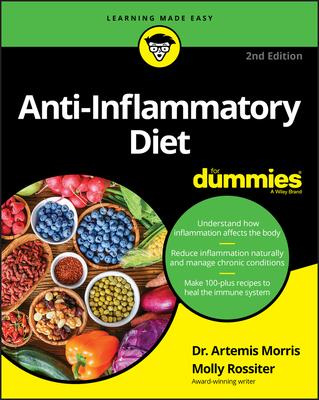 [PDF] [EPUB] Anti-Inflammatory Diet for Dummies Download by Artemis Morris