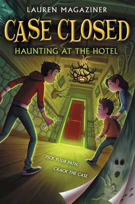 [PDF] [EPUB] Haunting at the Hotel (Case Closed, #3) Download by Lauren Magaziner