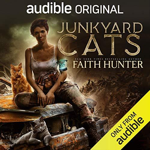 [PDF] [EPUB] Junkyard Cats Download by Faith Hunter