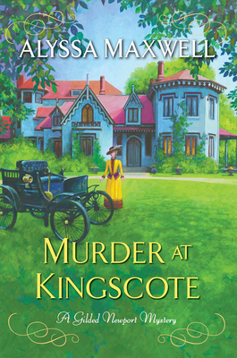 [PDF] [EPUB] Murder at Kingscote (Gilded Newport Mysteries, #8) Download by Alyssa Maxwell