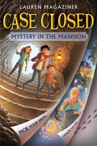 [PDF] [EPUB] Mystery in the Mansion (Case Closed, #1) Download by Lauren Magaziner
