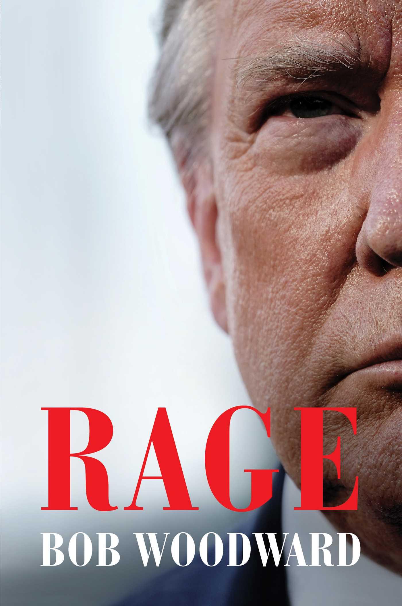 [PDF] [EPUB] Rage (The Trump White House, #2) Download by Bob Woodward