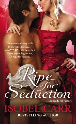 [PDF] [EPUB] Ripe for Seduction (The League of Second Sons, #3) Download by Isobel Carr