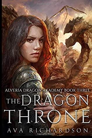 [PDF] [EPUB] The Dragon Throne (Alervia Dragon Akademy) Download by Ava Richardson
