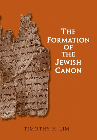 [PDF] [EPUB] The Formation of the Jewish Canon Download by Timothy H. Lim
