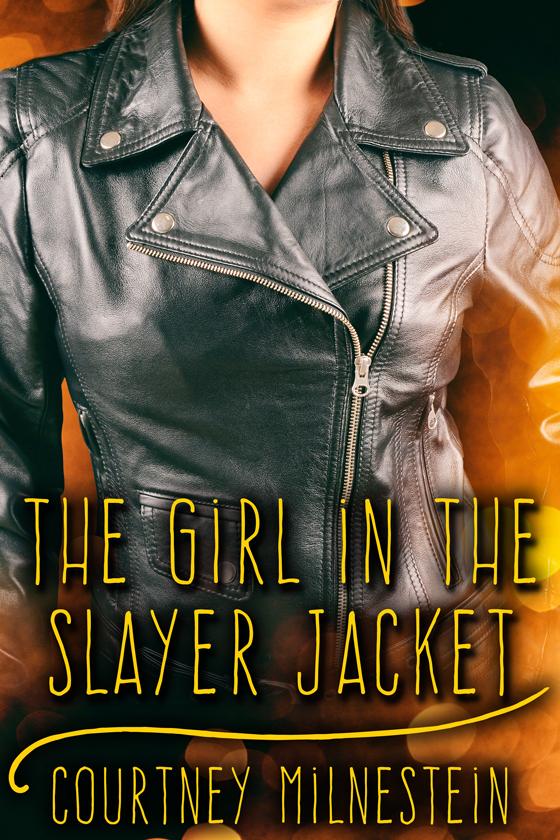 [PDF] [EPUB] The Girl in the Slayer Jacket Download by Courtney Milnestein