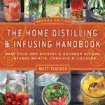 [PDF] [EPUB] The Home Distilling and Infusing Handbook, Second Edition: Make Your Own Whiskey  Bourbon Blends, Infused Spirits, Cordials  Liqueurs Download