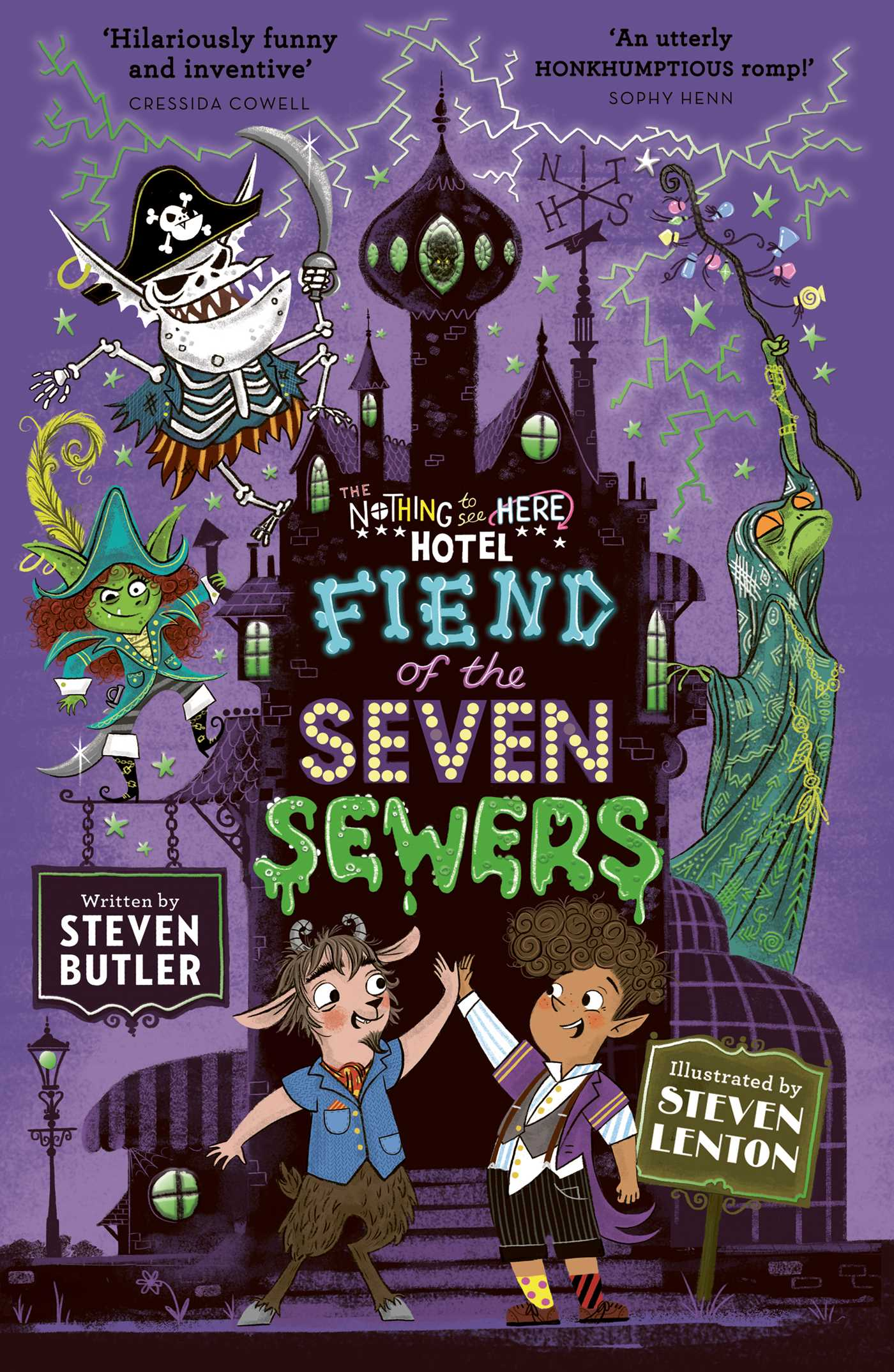 [PDF] [EPUB] The Nothing to See Here Hotel 4 Download by Steven Butler