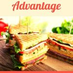 [PDF] [EPUB] The Sandwich Advantage: 100 Essential Sandwich Recipes (Cooking with Chef LJ Book 1) Download