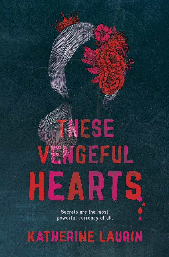 [PDF] [EPUB] These Vengeful Hearts Download by Katherine Laurin