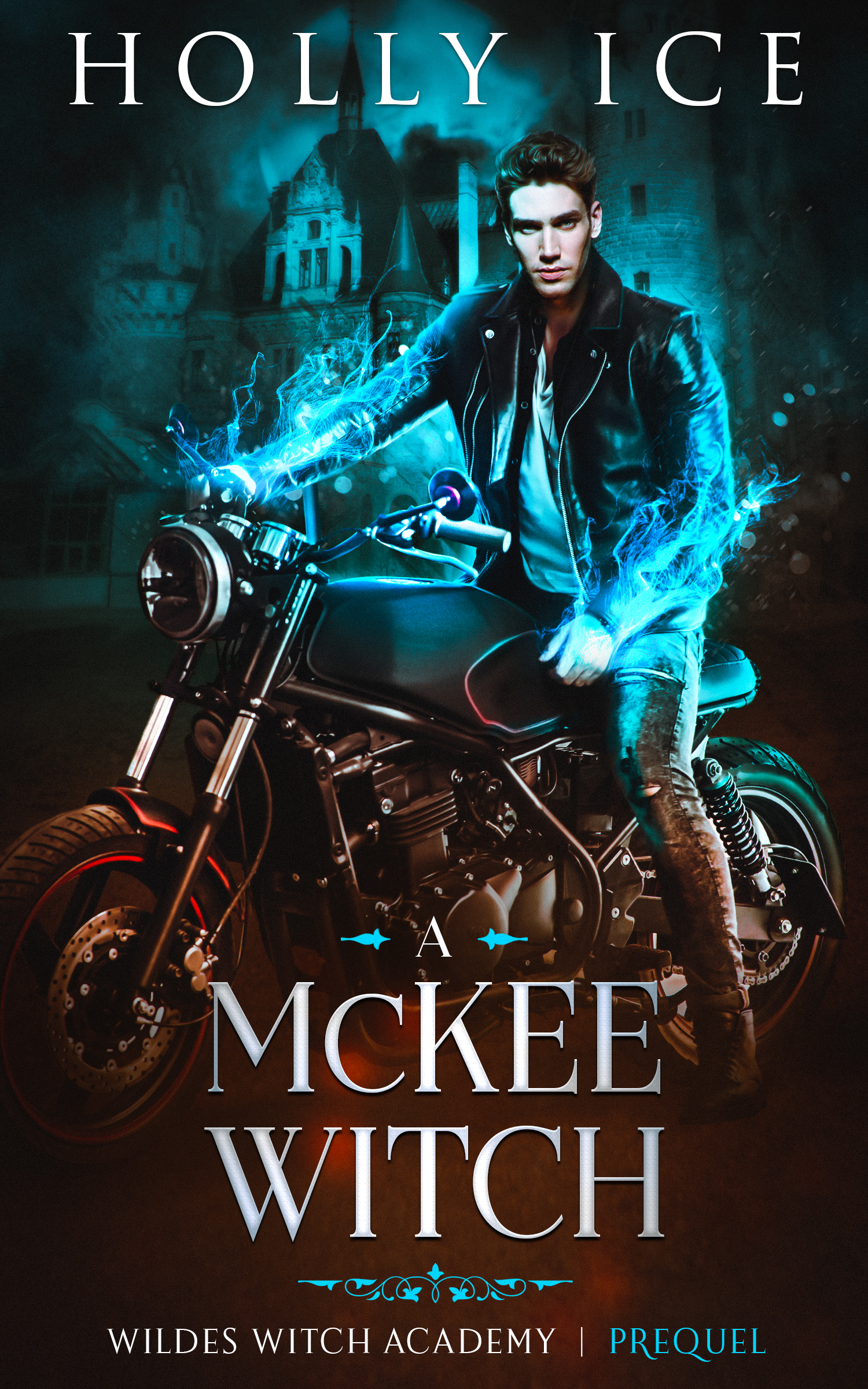 [PDF] [EPUB] A McKee Witch (Wildes Witch Academy Book 0) Download by Holly Ice