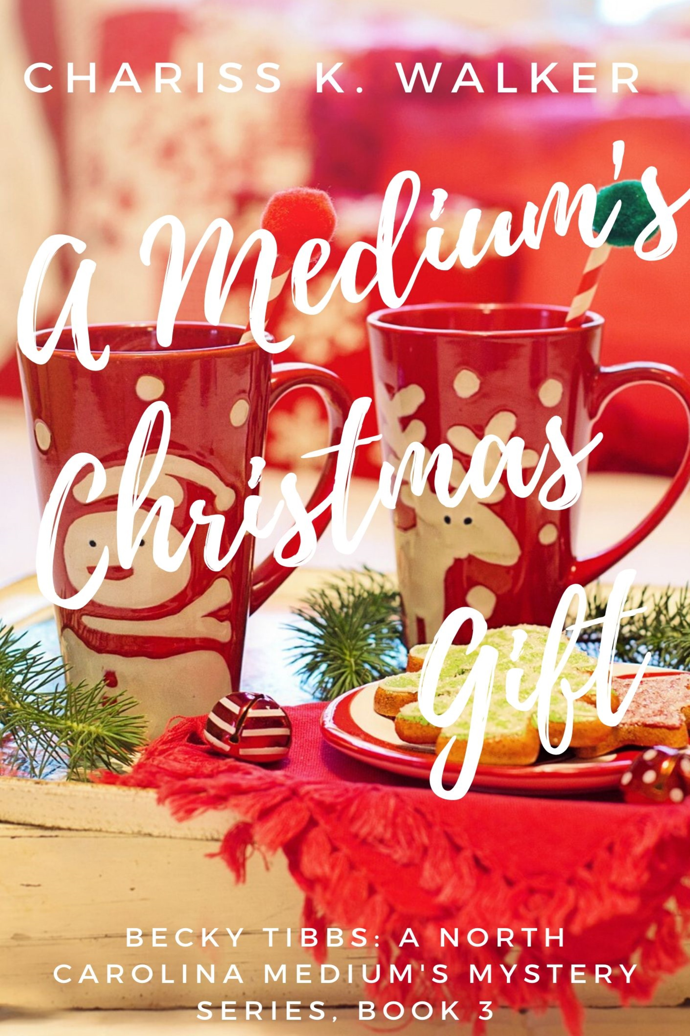 [PDF] [EPUB] A Medium's Christmas Gift (Becky Tibbs: A North Carolina Medium #3) Download by Chariss K. Walker