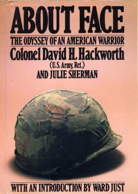 [PDF] [EPUB] About Face: Odyssey Of An American Warrior Download by David H. Hackworth