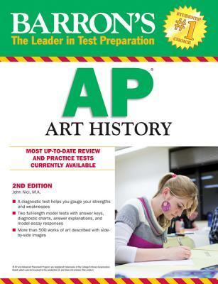 [PDF] [EPUB] Barron's AP Art History Download by John B. Nici