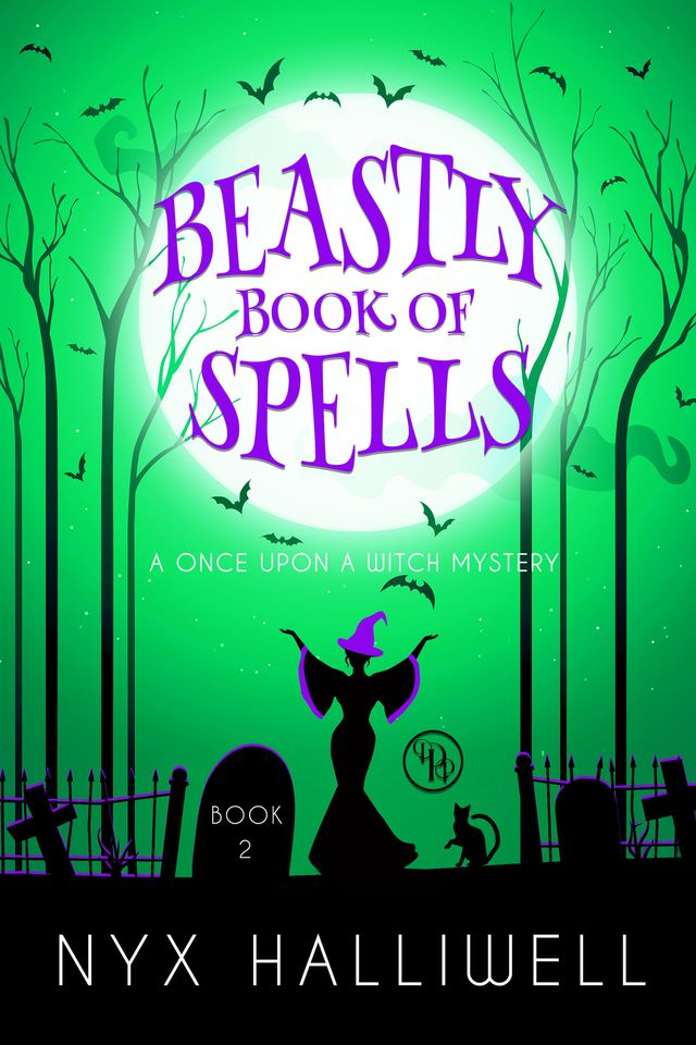 [PDF] [EPUB] Beastly Book of Spells (Once Upon A Witch Mystery Series, #2) Download by Nyx Halliwell