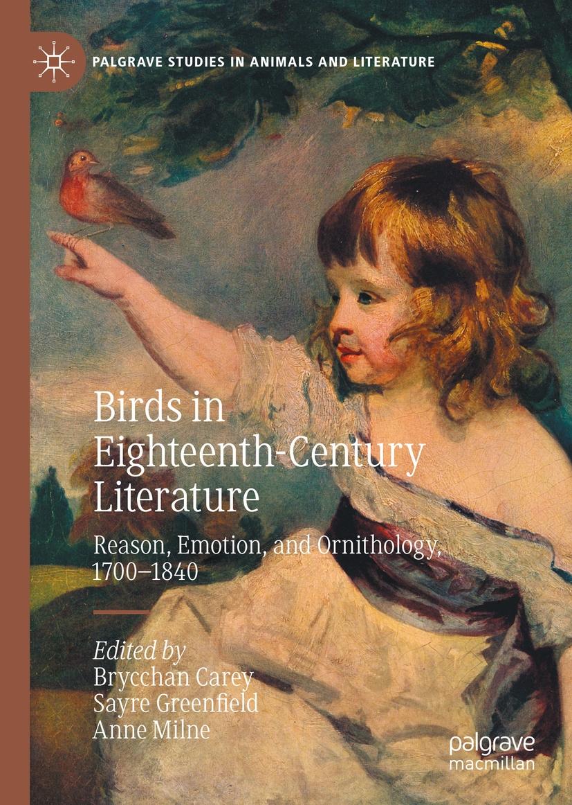 [PDF] [EPUB] Birds in Eighteenth-Century Literature Download by Brycchan Carey