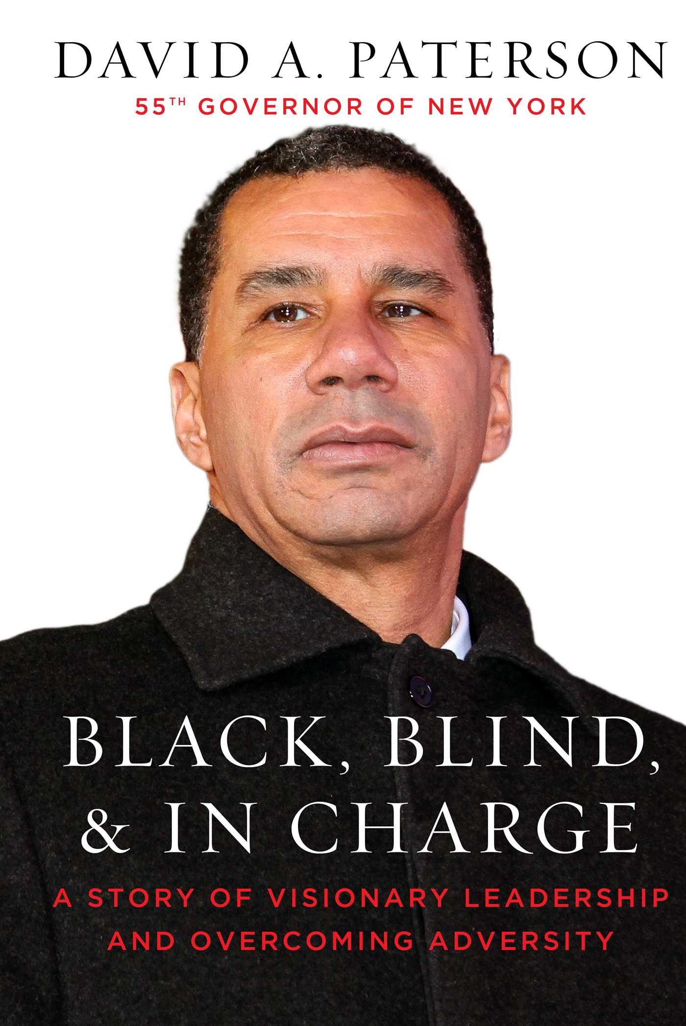 [PDF] [EPUB] Black, Blind,  In Charge: A Story of Visionary Leadership and Overcoming Adversity Download by David Paterson