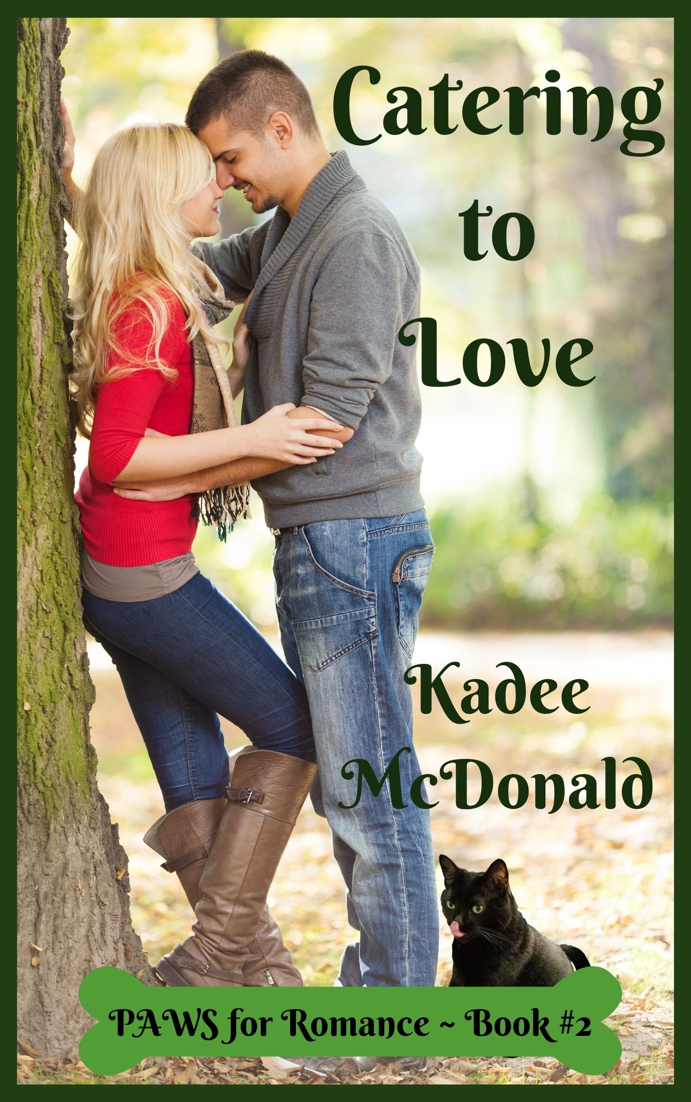 [PDF] [EPUB] Catering to Love (PAWS for Romance, #2) Download by Kadee McDonald