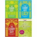 [PDF] [EPUB] Dan Toombs The Curry Guy and Guy Curry Diet 4 Books Collection set ( Veggie [Hardcover], Easy [Hardcover], The Curry Guy [Hardcover], Lose Weight Fast The Slow Cooker Spice) Download