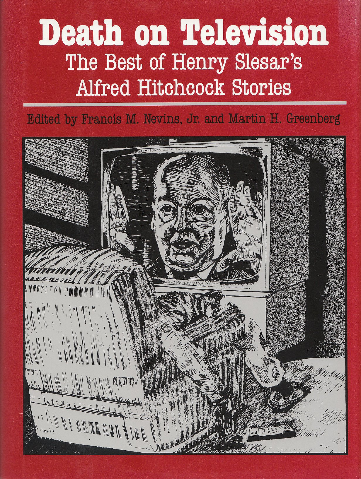 [PDF] [EPUB] Death on Television: The Best of Henry Slesar's Alfred Hitchcock Stories Download by Henry Slesar